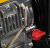 Бензиновый генератор HUTER DN1500i,  220 В,  1.2кВт [64/10/4] вид 13