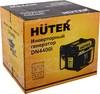 Бензиновый генератор HUTER DN4400i,  220 В,  3.6кВт [64/10/5] вид 16