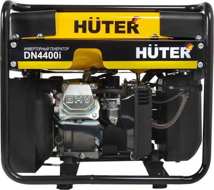 Бензиновый генератор HUTER DN4400i,  220 В,  3.6кВт [64/10/5]