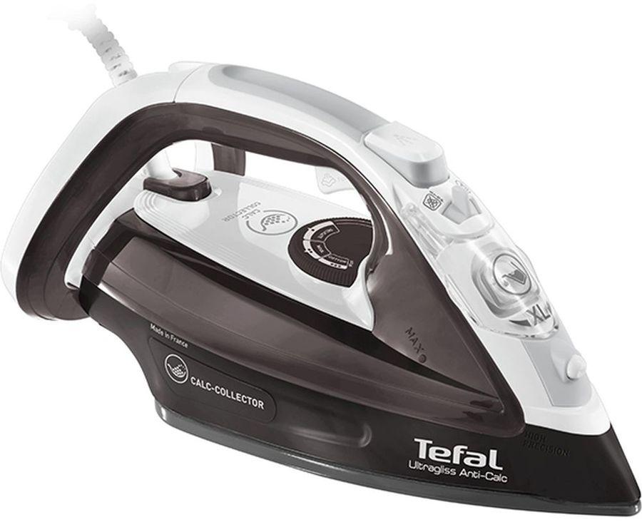 Утюг TEFAL FV4963E0,  2500Вт,  серый [1830006861]