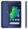 Смартфон DIGMA Linx X1 3G,  темно-синий вид 3