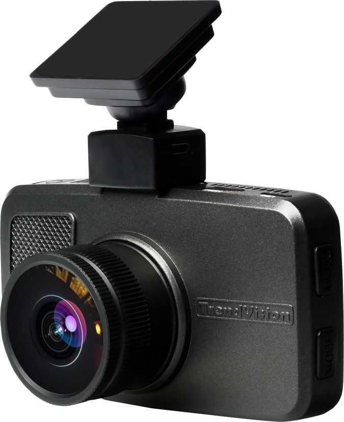 Видеорегистратор TRENDVISION TDR-718 GNS черный