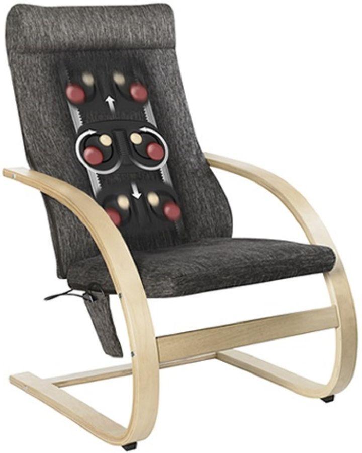 Массажное кресло MEDISANA RC 410,  белый