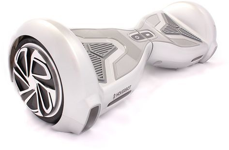 "Гироскутер HOVERBOT Premium A-15,  6.5"",  серебристый [ga15sr]"