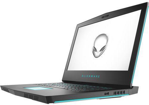 "Ноутбук ALIENWARE 15 R4, 15.6"",  IPS, Intel  Core i5  8300H 2.3ГГц, 8Гб, 1000Гб,  128Гб SSD,  nVidia GeForce  GTX 1060 - 6144 Мб, Windows 10 Home, A15-7695,  серебристый"