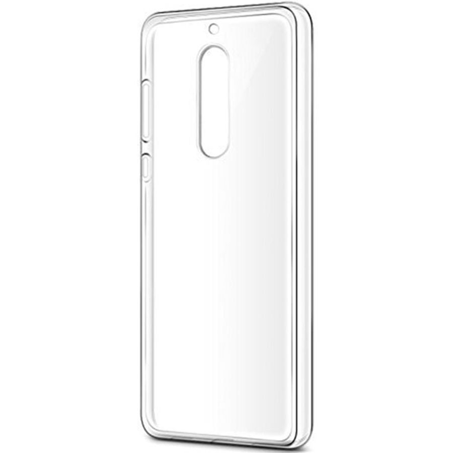 Чехол (клип-кейс) NOKIA Clear Case CC-110, для Nokia 6.1, прозрачный [1a21rsd00va] 0367 sluban 678pcs city series international airport model building blocks enlighten figure toys for children compatible legoe