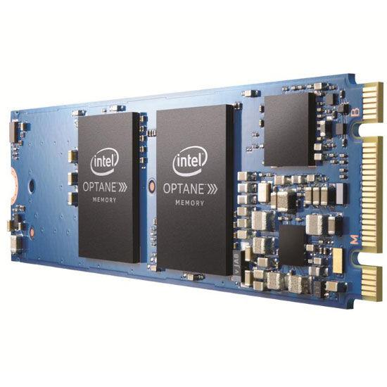 SSD накопитель INTEL Optane MEMPEK1W016GA01 16Гб, M.2 2280, PCI-E x2,  NVMe [mempek1w016ga01 953340]