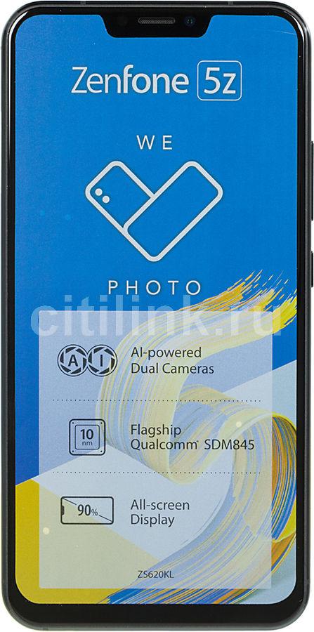 Смартфон ASUS Zenfone 5Z 64Gb,  ZS620KL,  темно-синий