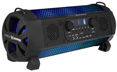 Аудиомагнитола SOUNDSTREAM Hooper SH-5P,  черный