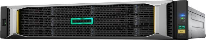 Система хранения HPE MSA 1050 x48 3.5 SAS iSCSI 2Port 1G (Q2R22A)