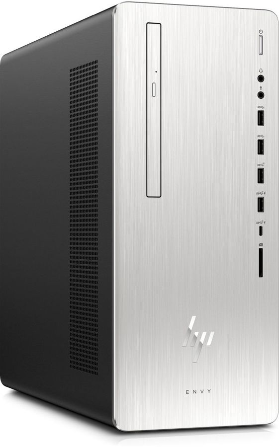 Компьютер  HP Envy 795-0000ur,  серебристый и черный