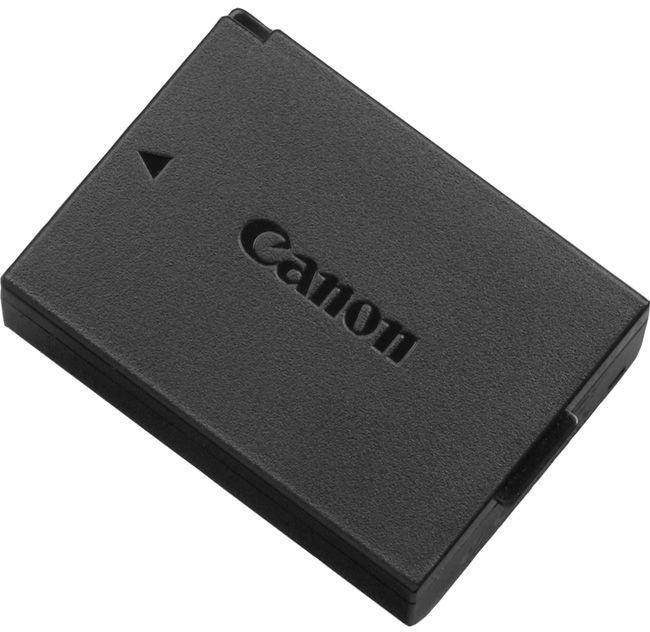 Аккумулятор CANON LP-E10, 860мAч,  для зеркальных камер Canon EOS 1100D/1200D [5108b002]