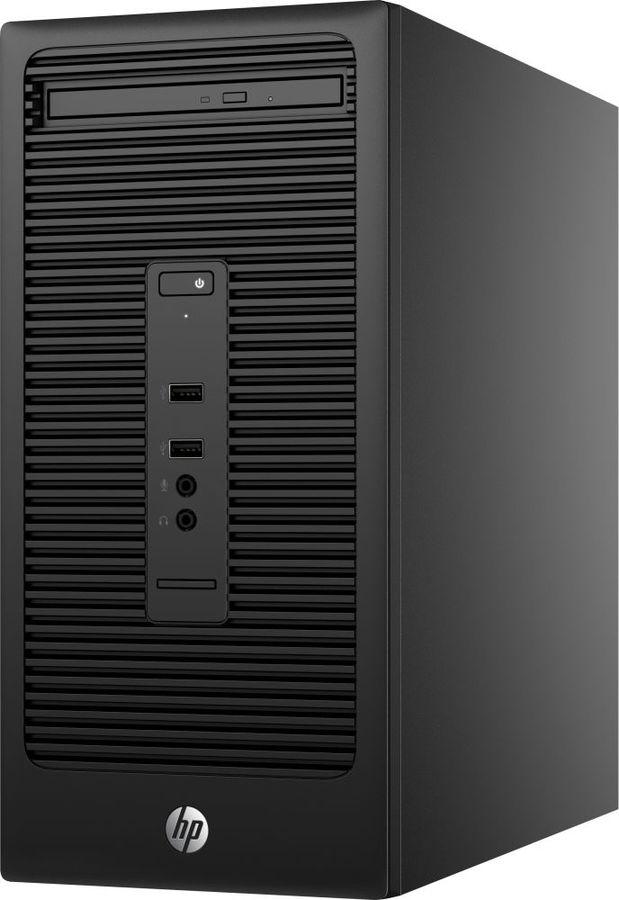 Компьютер  HP Pro A,  AMD  Ryzen 3 PRO  2200G,  DDR4 4Гб, 1000Гб,  AMD Radeon RX Vega 8,  DVD-RW,  Free DOS,  черный [4cz68ea]