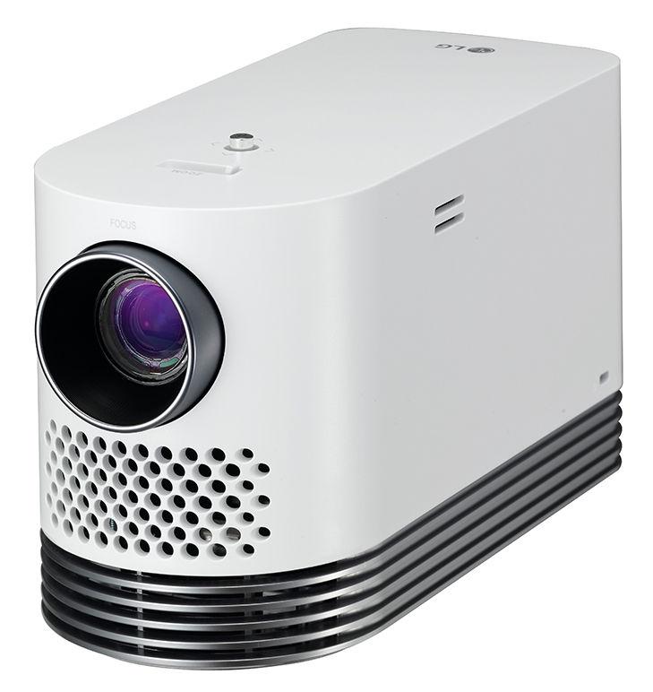 Проектор LG HF80JS белый [hf80js.aruz]