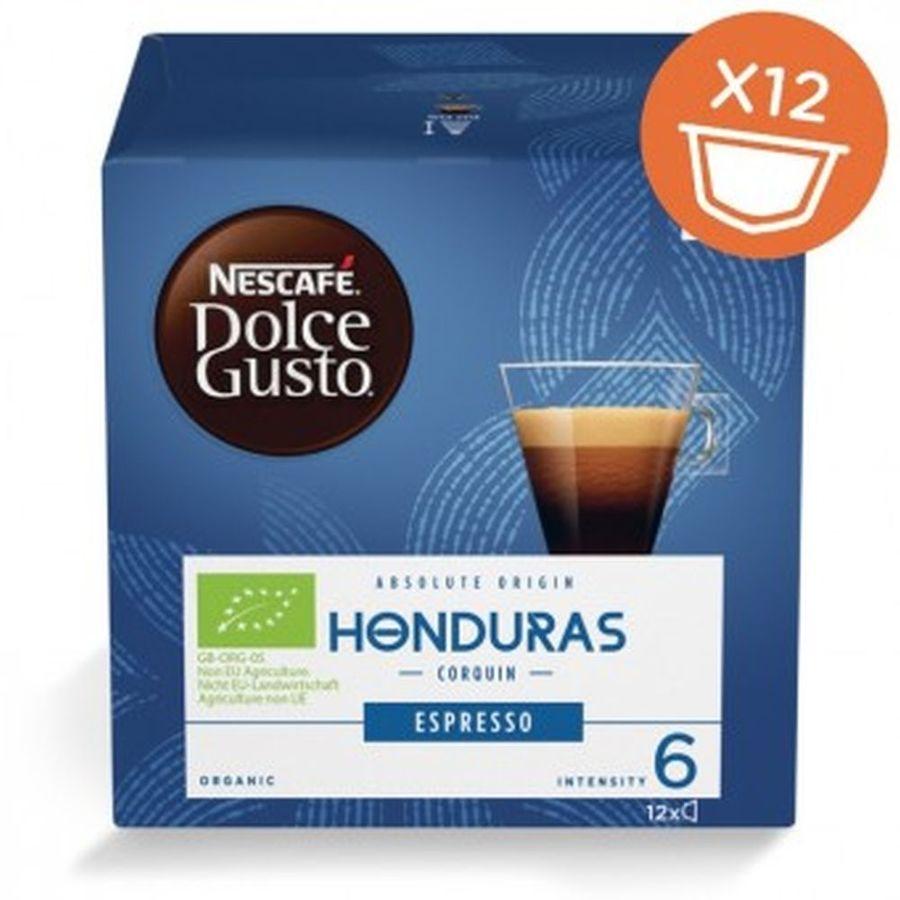 Кофе капсульный DOLCE GUSTO Honduras,  капсулы, совместимые с кофемашинами DOLCE GUSTO®, 72грамм [12355991]