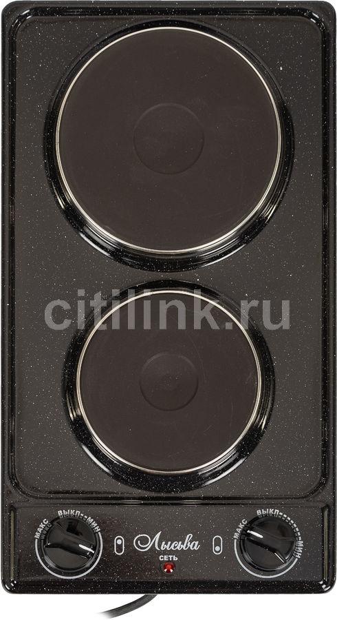 Плита Электрическая Лысьва ЭПБ 22 рябчик эмаль (настольная)