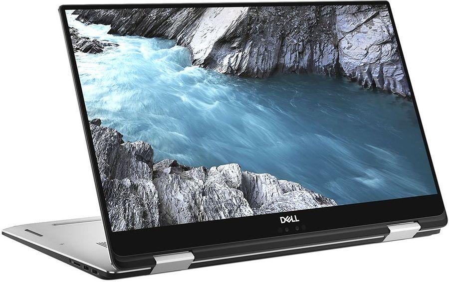 "Ноутбук-трансформер DELL XPS 15, 15.6"",  IPS, Intel  Core i7  8705G 3.1ГГц, 8Гб, 512Гб SSD,  AMD Radeon Rx  Vega M GL - 4096 Мб, Windows 10 Professional, 9575-3087,  серебристый"