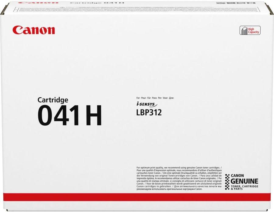 Картридж CANON 041 H, черный [0453c002]