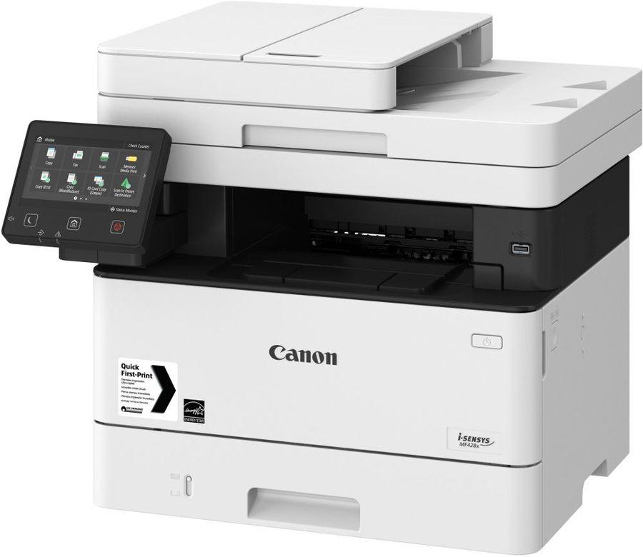МФУ лазерный CANON i-Sensys MF428x,  A4,  лазерный,  белый [2222c006]