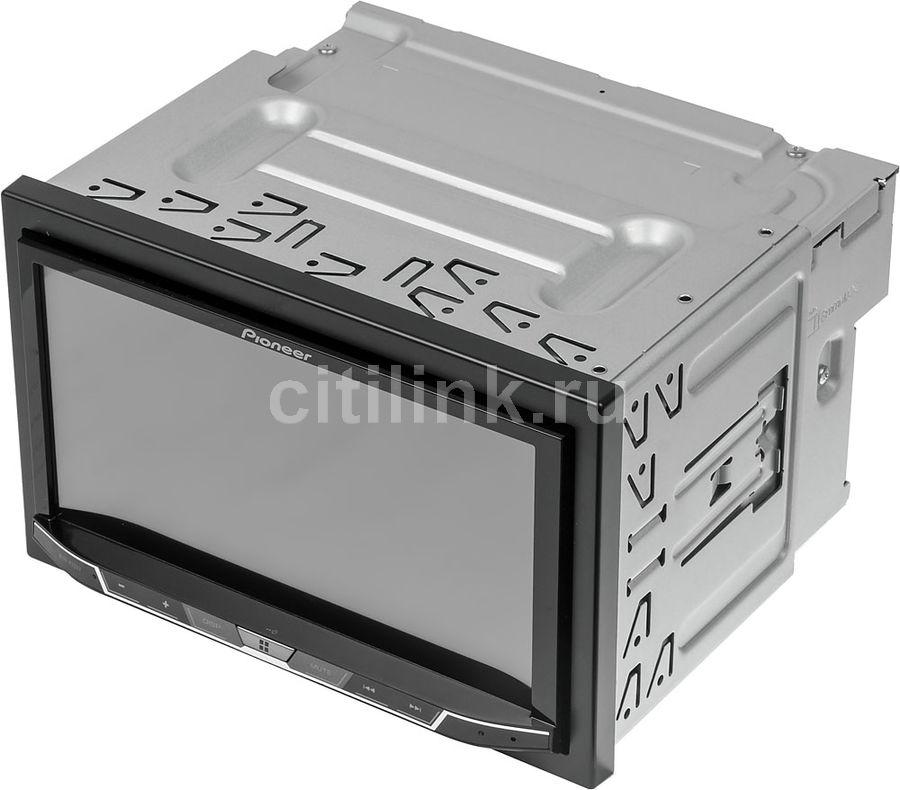 Автомагнитола PIONEER MVH-A300V,  USB
