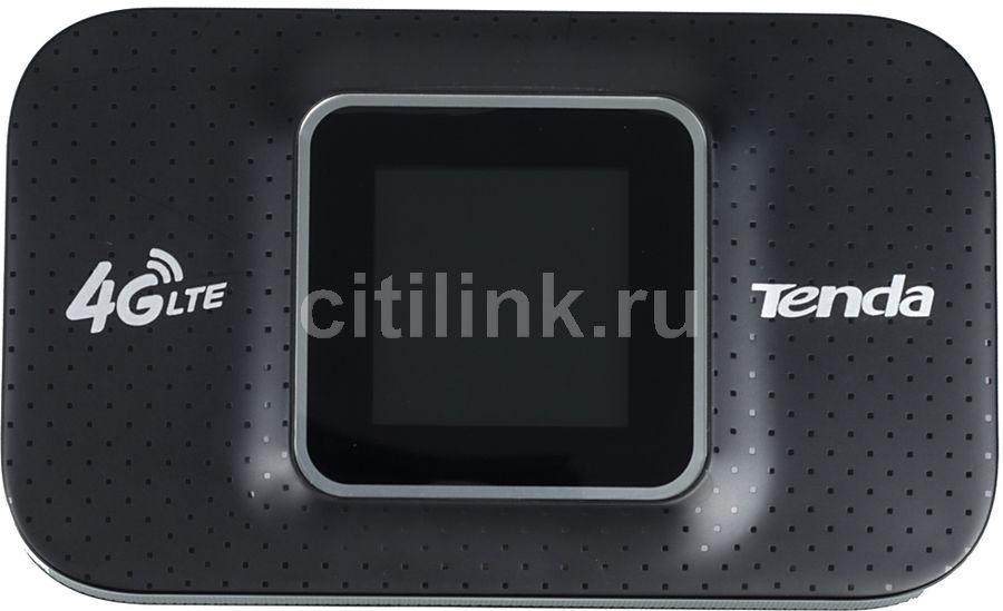 Беспроводной роутер TENDA 4G185,  черный