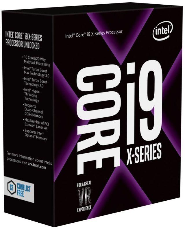 Процессор INTEL Core i9 7920X, LGA 2066 BOX [bx80673i97920x s r3ng]