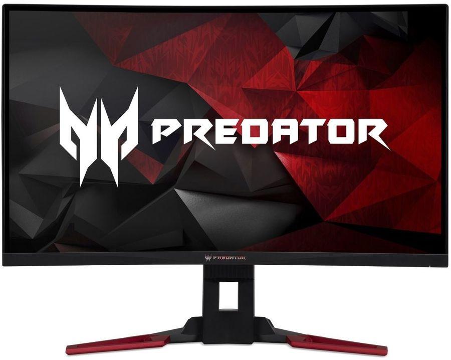 """Монитор игровой ACER Predator Z321QUbmiphzx 31.5"""" черный [um.jz1ee.005]"""