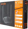Беспроводной роутер TENDA AC5,  черный вид 9