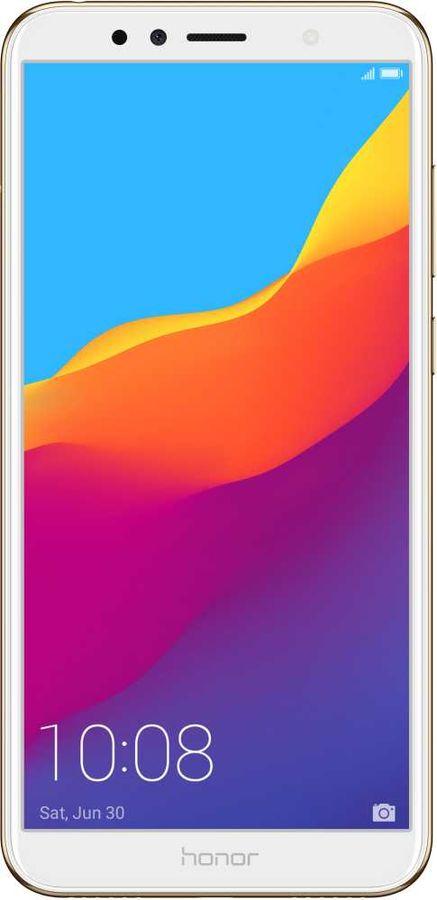 Смартфон HONOR 7A Pro 16Gb,  золотистый