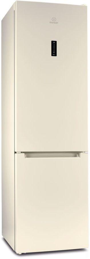 Холодильник INDESIT DF 5200 E,  двухкамерный, бежевый [102228]