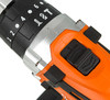 Ударная дрель-шуруповерт PATRIOT THE ONE BR 241Li-h,  2Ач,  с двумя аккумуляторами [180201418] вид 4