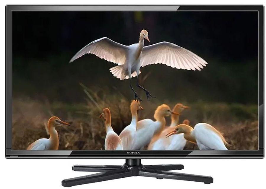 """LED телевизор SUPRA STV-LC22LT0030F  """"R"""", 22"""", FULL HD (1080p),  черный"""