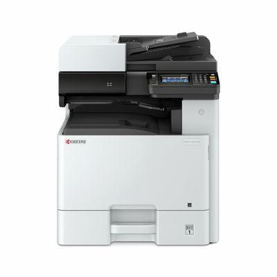 МФУ лазерный KYOCERA Color M8124cidn,  A3,  цветной,  лазерный,  белый [1102p43nl0]