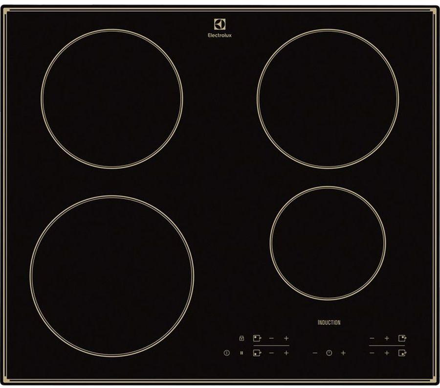 Индукционная варочная панель ELECTROLUX IPE644RBC,  индукционная,  независимая,  черный
