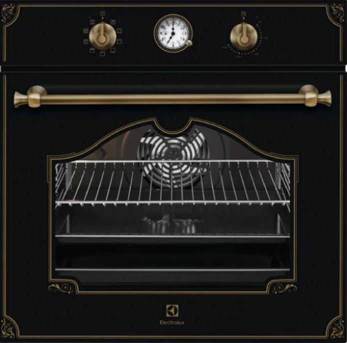 Духовой шкаф ELECTROLUX OPEA2550R,  черный