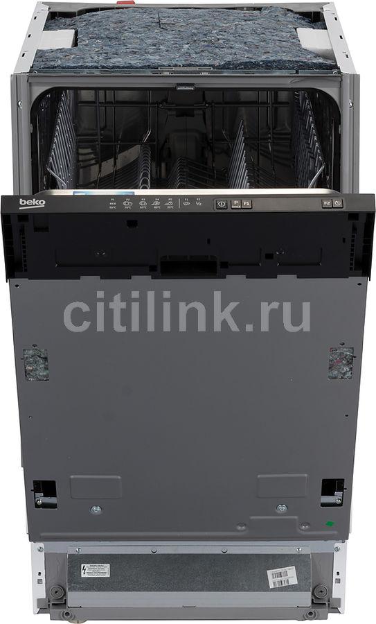 Посудомоечная машина узкая BEKO DIS25010