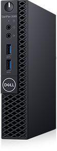 Компьютер  DELL Optiplex 3060,  Intel  Core i5  8500T,  DDR4 8Гб, 1000Гб,  Intel UHD Graphics 630,  Windows 10 Professional,  черный [3060-7595]