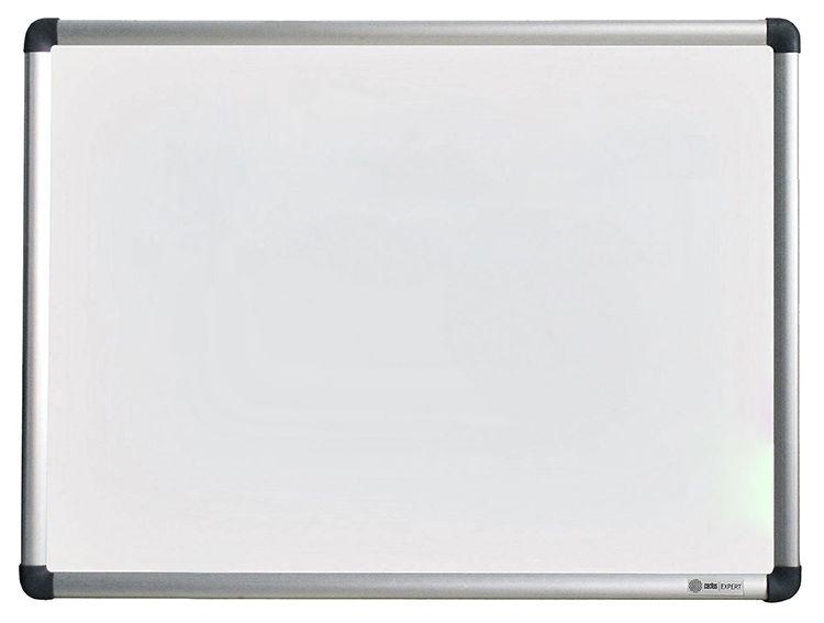 Демонстрационная доска Cactus CS-MBD-90X120 магнитно-маркерная лак 90x120см алюминиевая рама белый