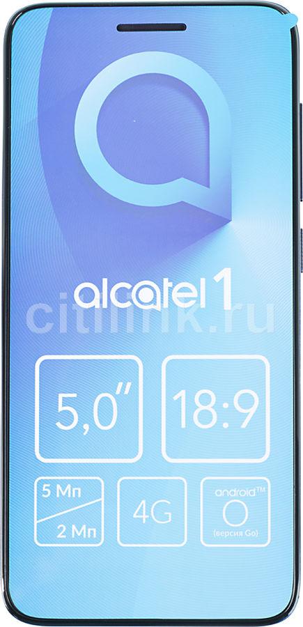 Смартфон ALCATEL 1 5033D,  синий