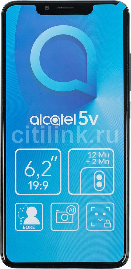Смартфон ALCATEL 5V 5060D,  черный