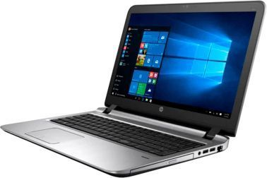 Ноутбук HP ProBook 450 G3, 15.6, Intel Core i3 6100U 2.3ГГц, 4Гб, 128Гб SSD, Intel HD Graphics 520, DVD-RW, Windows 7 Professional, 3KX94EA, черный ноутбук и windows 7