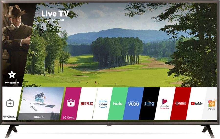 LG 65UK6300PLB LED телевизор