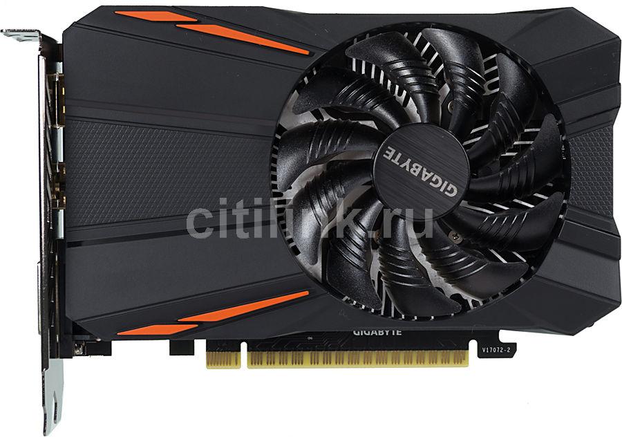 Видеокарта GIGABYTE nVidia  GeForce GTX 1050 ,  GV-N1050D5-3GD,  3Гб, GDDR5, Ret
