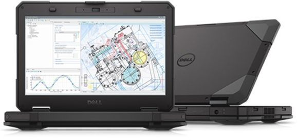 Ноутбук DELL Latitude E5414 Rugged, 14, Intel Core i5 6300U 2.4ГГц, 16Гб, 512Гб SSD, Intel HD Graphics 520, Windows 7 Professional, 5414-0628, черный ноутбук и windows 7
