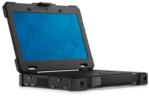 Ноутбук DELL Latitude E7414 Rugged, 14, Intel Core i5 6300U 2.4ГГц, 8Гб, 256Гб SSD, Intel HD Graphics 520, Windows 7 Professional, 7414-0673, черный ноутбук и windows 7