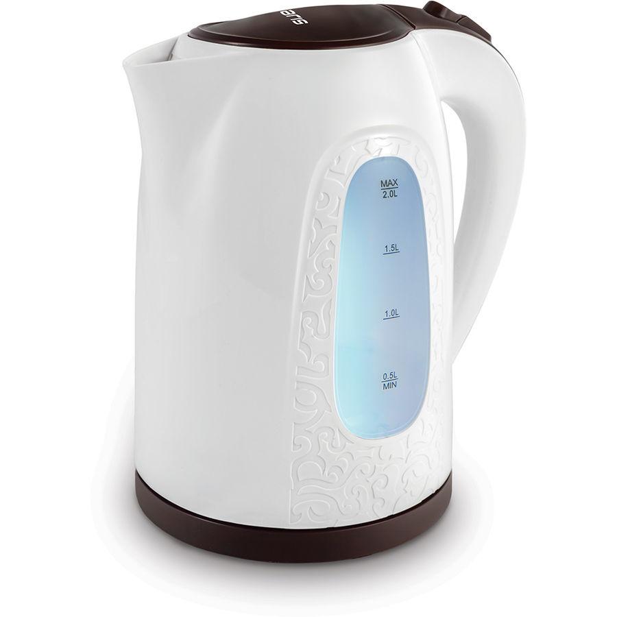 Чайник электрический POLARIS PWK 2077СL, 2200Вт, бордовый