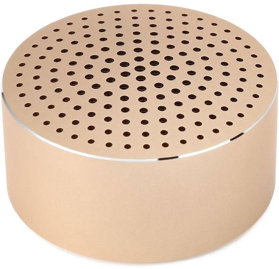Портативная колонка XIAOMI Mi Bluetooth Speaker Mini,  2Вт, золотистый  [fxr4039cn]