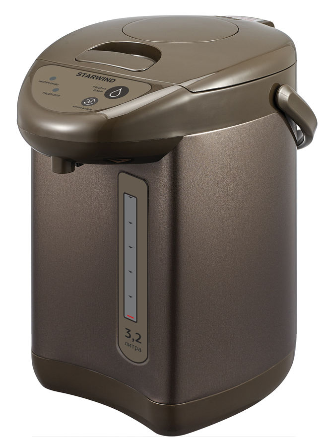 Термопот STARWIND STP4186,  коричневый