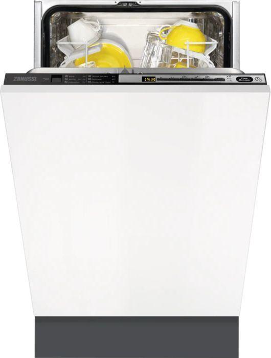 Посудомоечная машина узкая ZANUSSI ZDV91506FA