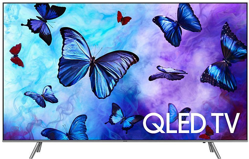 SAMSUNG QE55Q6FNAUXRU  QLED-телевизор